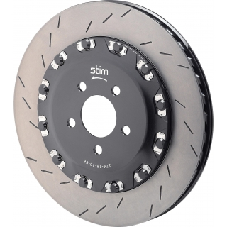 STIM brake disc-full floating