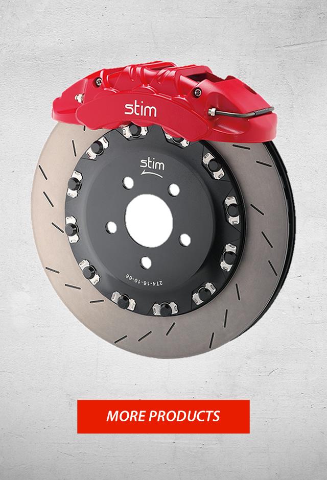 Silver's STIM brake kit